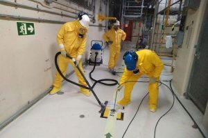 Servicios de Descontaminación