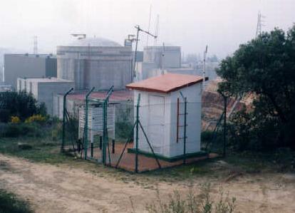 Estación de muestreo
